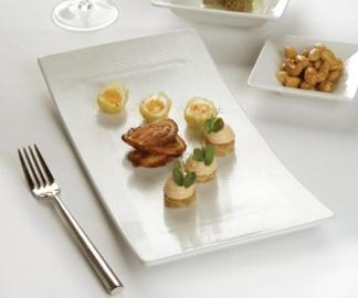 Aura sushi from steelite for Aura global cuisine